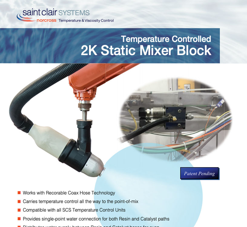 2k-Static-Mixer-Block