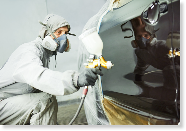 Industrial and Automotive Finishing