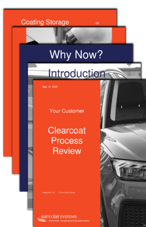 Clearcoat Process Review