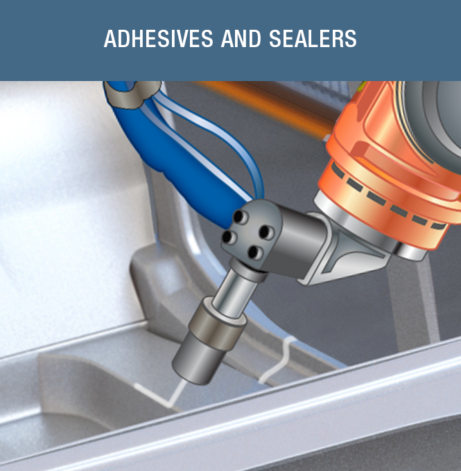 Industrial Adhesives and Sealers