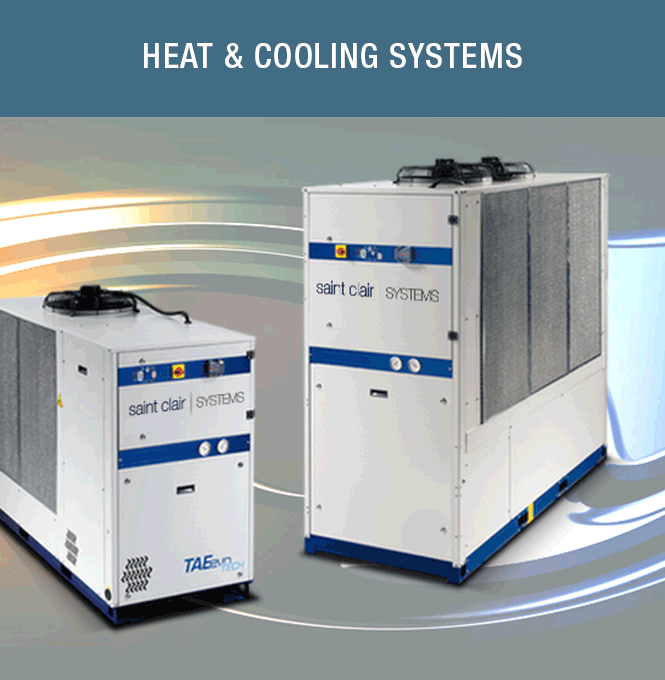 Heat and Cooling Systems/TCUs