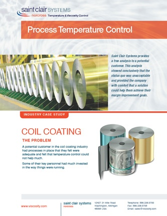 Coil Coating Case Study