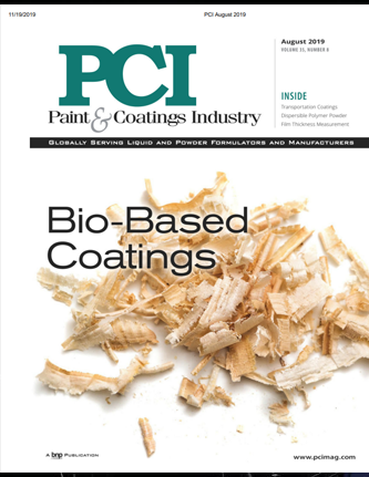 Paints & Coatings Industry